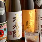 日本酒・ワイン・焼酎
